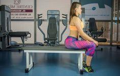 Descubre una rutina de gran eficacia y nivel avanzado para trabajar glúteos y piernas. ¿Te atreves probar esta bestial rutina?