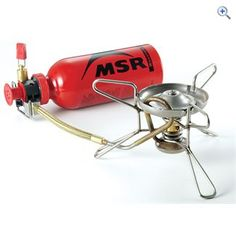 MSR WhisperLite International Stove. I have used one of these for about 15 years and it has NEVER let me down.