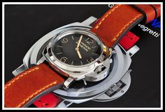 PAM 372 Watches, Leather, Accessories, Style, Swag, Wristwatches, Clocks, Outfits, Jewelry Accessories