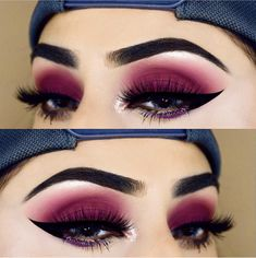 Makeup Tools – Here's What You Need To Get That Perfect Look – Makeup Mastery Eye Makeup Art, Eye Makeup Remover, Fall Makeup, Smokey Eye Makeup, Eyebrow Makeup, Eyeshadow Makeup, Beauty Makeup, Baked Eyeshadow, Eyeshadows
