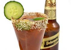 Chipotle Michelada ~ cause it's Taco Tuesday !!