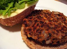 Bodacious Black Bean Burgers: All set for your big barbecue and you ...