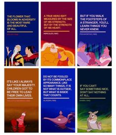 [Disney-isms] also, The Lion King: the past can hurt. but you  can either run from it or learn from it.