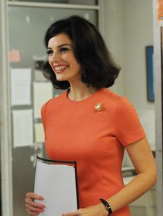 Mad Men Fashion - 1960s Style - This is what my hair looks like now.
