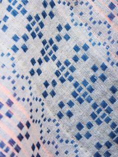 Ace & Jig Dutch Blue textile