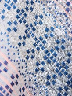 Ace & Jig Dutch Blue textile