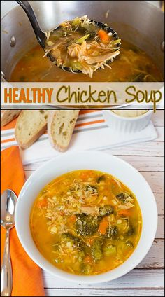 Soups On! on Pinterest | Soups, Cooking On A Budget and Vegetable ...