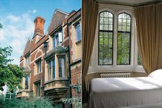 Holiday at The Steward's House, St Michael's Street, Oxford