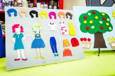 DIY Felt Boards are the perfect creative activity for your kids! For more great & simple DIYs, tune in to Home & Family weekdays at 10a/9c on Hallmark Channel!