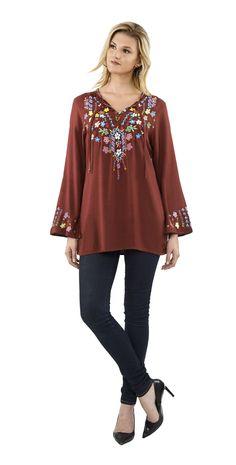 #luv2luv #tunic #embroidery #embroidered #boho #boholook #bohostyle #bohemian #bohemianlook #bohemianstyle #bohohippie #hippieboho #vintageboho #fallfashion #fall2015 #fallstyles #instyle #fashion #fashionista