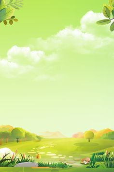 Background Images Wallpapers, Cute Wallpaper Backgrounds, Backgrounds Free, Green Backgrounds, Cute Wallpapers, Kids Background, Background Design Vector, Background Pictures, Beautiful Nature Wallpaper