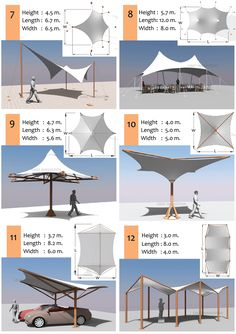 Patio Deck Designs, Tensile Structures, Tent Design, Timber Structure, Outdoor Shade, System Model, Concept Architecture, Kangaroo, Landscape Design