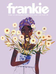 frankie Magazine Subscription – Design is art Magazine Cover Layout, Magazine Layout Design, Magazine Covers, Fashion Magazine Cover, Magazine Art, Magazine Illustration, Illustration Art, Illustrations, Old School Barber