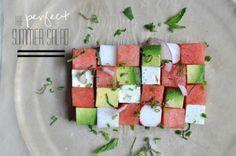 Agua Marina Blog: The Perfect Summer Salad