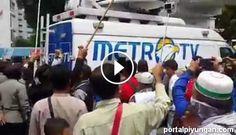 [Video] METRO TV Diusir Saat Liput Aksi Umat Islam