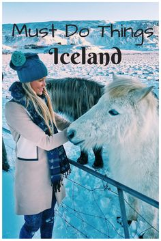 I'm just a girl from Iceland! Who would love to share with you MUST DO things while visiting Iceland | http://fromicetospice.com/iceland/must-things-visiting-iceland/