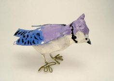 Paper mache birds - a fun project to do when working on our Flying Creatures of the Fifth day