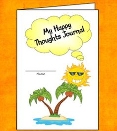 FREE Happy Thoughts Journal