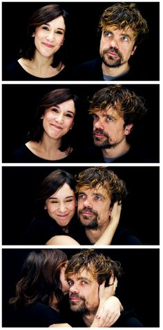 Peter Dinklage Sibel Kekilli // Tyrion Lannister Shae // Game Of Thrones