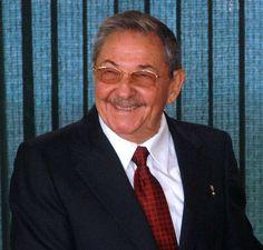 Raúl Castro - 2008(edit) - Cuba – Wikipédia, a enciclopédia livre > Raúl Castro, atual presidente de Cuba.