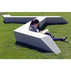 ESCOFET MILENIO - piece of contemporary urban #furniture http://www.woodhouse.co.uk/escofet-milenio.html/ #streetfurniture