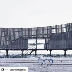 bb527e7440b Specs OpticalOrgreen · BLUSH in a distinctively Nordic environment - cold  sea and clean lines 📸  anneoesterby