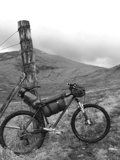 #BikePacking - How to to bike and camp in the wild