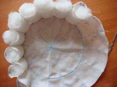 Текстильная шкатулка. Мастер-класс