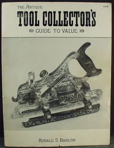 Vintage Reference Book - Tool Collector's Guide -Softbound - For sale on Ruby Lane
