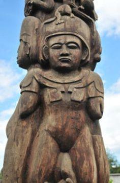 Valdavia Chorrera Cultures, Ecuador, 1200 to 500 B.C.  Leer más: http://el-libertario.webnode.es/en/nuestros-antiguos-instructores/
