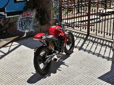 Yamaha Fz 16 Cafe Racer