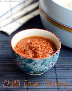 spicy-chutney-for-idli by Raks anand, via Flickr