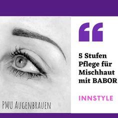 🚫5 Stufen Pflegeroutine für Mischhaut  Tipps von InnStyle Altheim. Mit wenigen Schritten zu einer gesunden und reinen Haut. Hier die Pflegeroutine für Mischhaut.  ⚠️■Stufe 1 & 2 Cleansing. Reinigung. ... Serum, Routine, Running Away, Dry Skin, Eye Brows, Cleaning, Tips