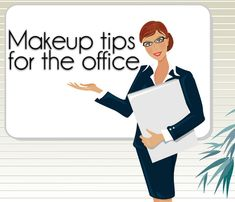 Work Appropriate Makeup Tips  #hfmakeover
