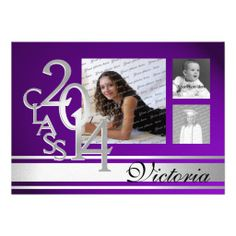 Prettiest Eyes 2014 Graduation Party Invitation 190