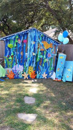 Bubble Guppies Birthday Party Ideas | Pinterest | Bubble guppies ...