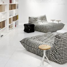 At Imm Cologne 2013 we have showed our first collaboration with french manufacturer Ligne Roset. Ike is a simple stool that was inspired by a burst pipe.