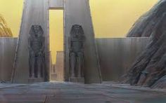 Enjoy a collection of 100 Original Concept Art, Model Sheets, Character Design, Background & more made for Dreamworks' Classic movie: The Prince of Egypt. Egypt Concept Art, Laika Studios, Bg Design, Prince Of Egypt, Moise, Environment Concept Art, Environment Design, Animation Background, Matte Painting