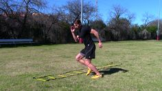 Coach Kozak's agility training in the gym is great for all sports. HASfit's speed workouts and agility exercises are great for both males and females. The speed training routine requires an agility ladder.