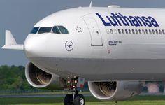 Lufthansa Airbus A340-600 D-AIHM