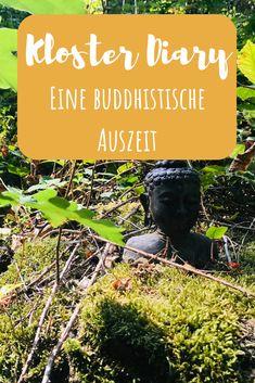 Mein erstes Mal in einem buddhistischen Kloster. Was ich dort erlebt habe, erfährst du in meinem Tagebuch. #auszeit #kloster Die Eifel, Meditation, Open Plan, How To Plan, Movie Posters, Movies, Loft, Buddhism, Mindfulness