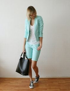Summer suit.  BY SIETSKE L., 22 YEAR OLD FASHION COMMUNICATOR FROM THE NETHERLANDS