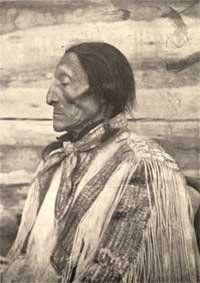 Charging Eagle - born 1829 to Mandan Chief Four Bears & Brown Woman (Mandan)… Native American Beauty, Native American Photos, American Indian Art, Native American Tribes, Native American History, Native Indian, Native Art, First Nations, Cherokee