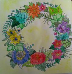 Johanna Basford Magical Jungle Watercolor   Johanna Basford Magical Jungle Watercolor