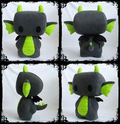 Custom MADL Plush by melkatsa.deviantart.com on @deviantART