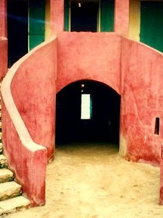 The Doorway of No Return, Goree Island, Senegal