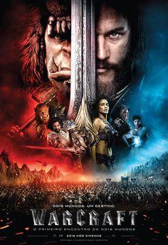 No geral talvez o melhor filme baseado em um jogo, mas é mais para o público que conhece o universo e não vai achar nada muito estranho, por outro lado, quem não conhece pode achar tudo muito fantasioso, e as por vezes sem sentido ou ligação, o que pode desagradar no geral. Muito recomendado pra que joga, pra quem não joga a recomendação é ir sem muitas expectativas...  #filme #cinema #warcraft #jogo #aventura