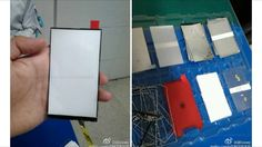Iphone6 new photos components