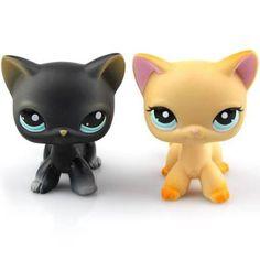 LPS New Style lps Toy Little Pet Shop Mini cute Littlest Animal Cat