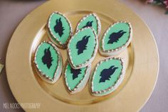 Maleficent cookies at a maleficent Inspired Princess Aurora Birthday Party via Kara's Party Ideas KarasPartyIdeas.com #sleepingbeauty #maleficent #sleepingbeautyparty #princessaurora #princessauroraparty #princessparty #partyplanning #partydesign (14)